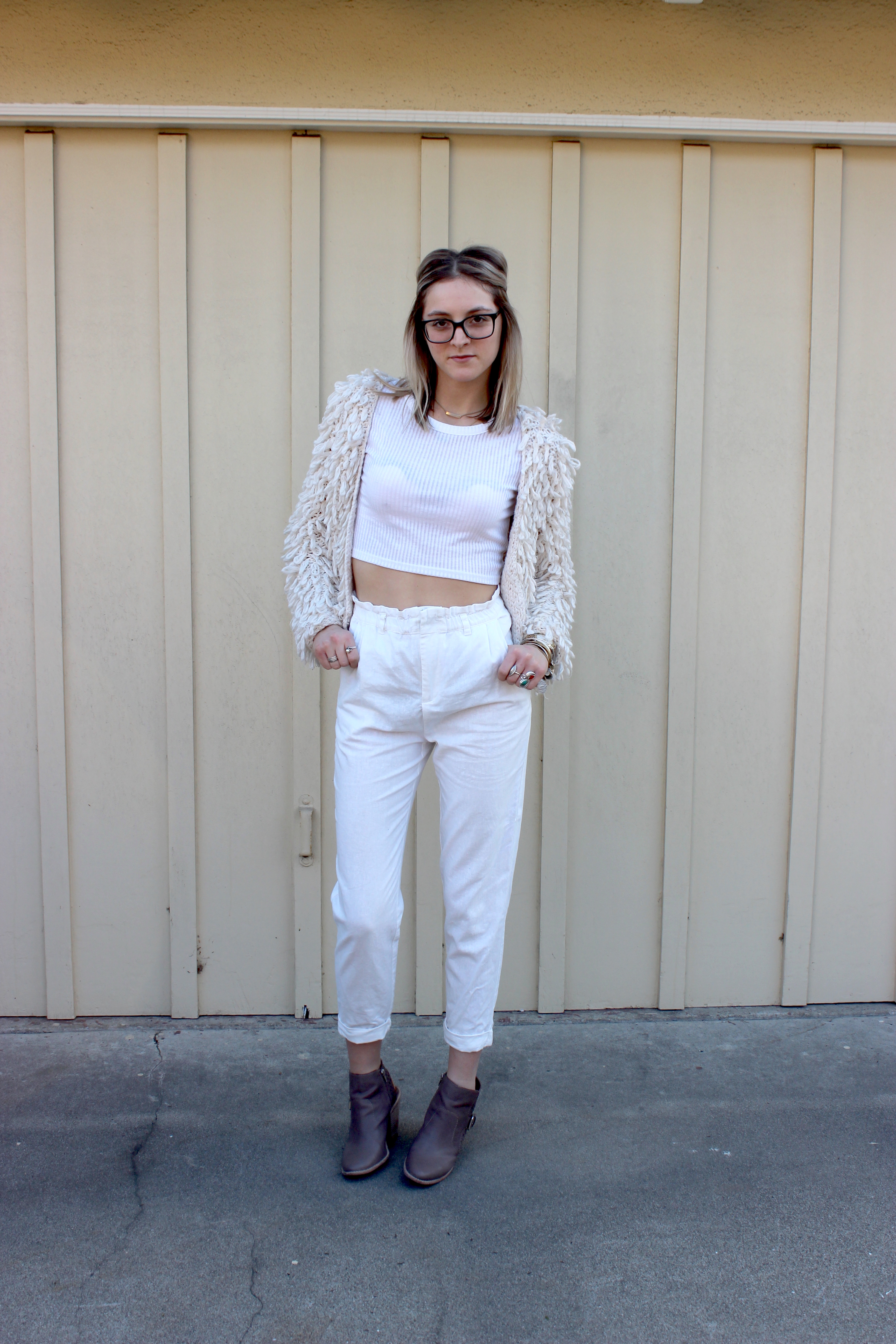 Day 11: Embrace Winter Whites