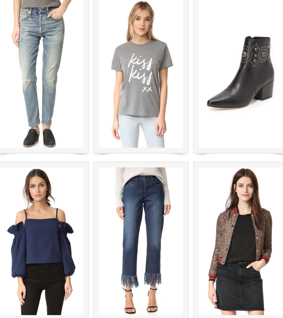 Obviously Obsessed: ShopBop Surprise Sale