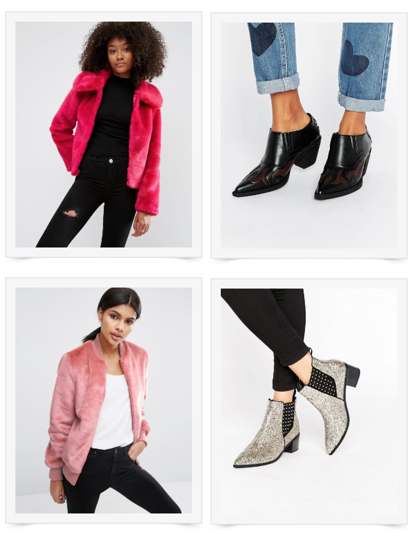 Cyber Monday: ASOS Warm Up