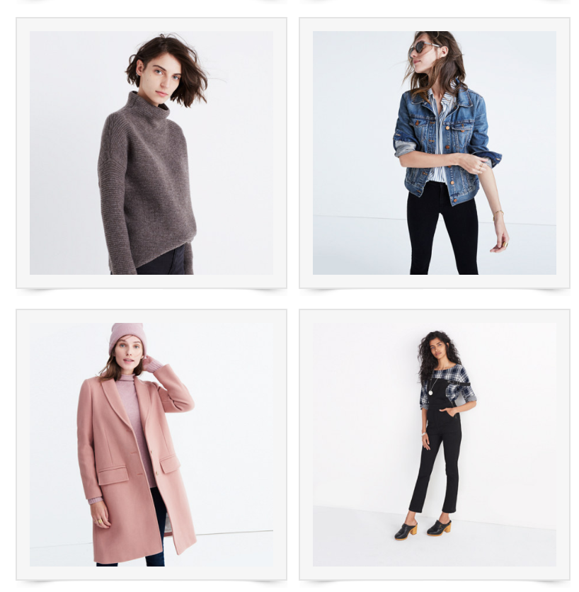 Cyber Monday: Madewell
