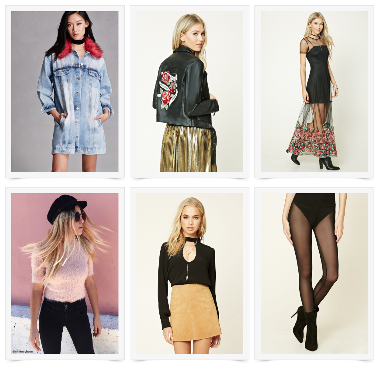 Cyber Monday: Forever 21