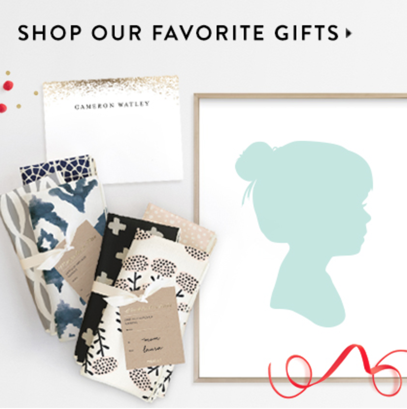 Gift Guide: Minted