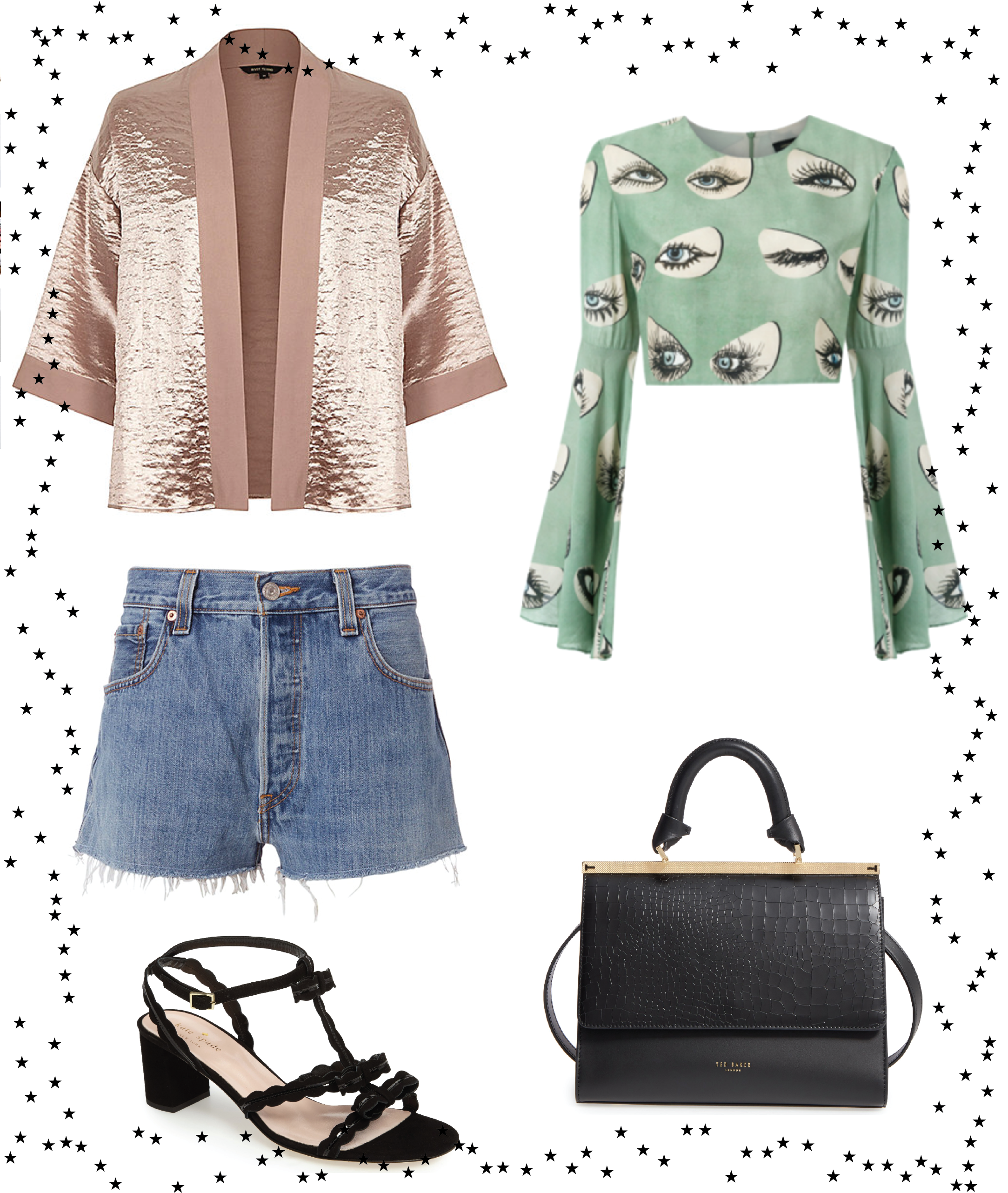Trend to Try: Dressed Up Denim…Shorts