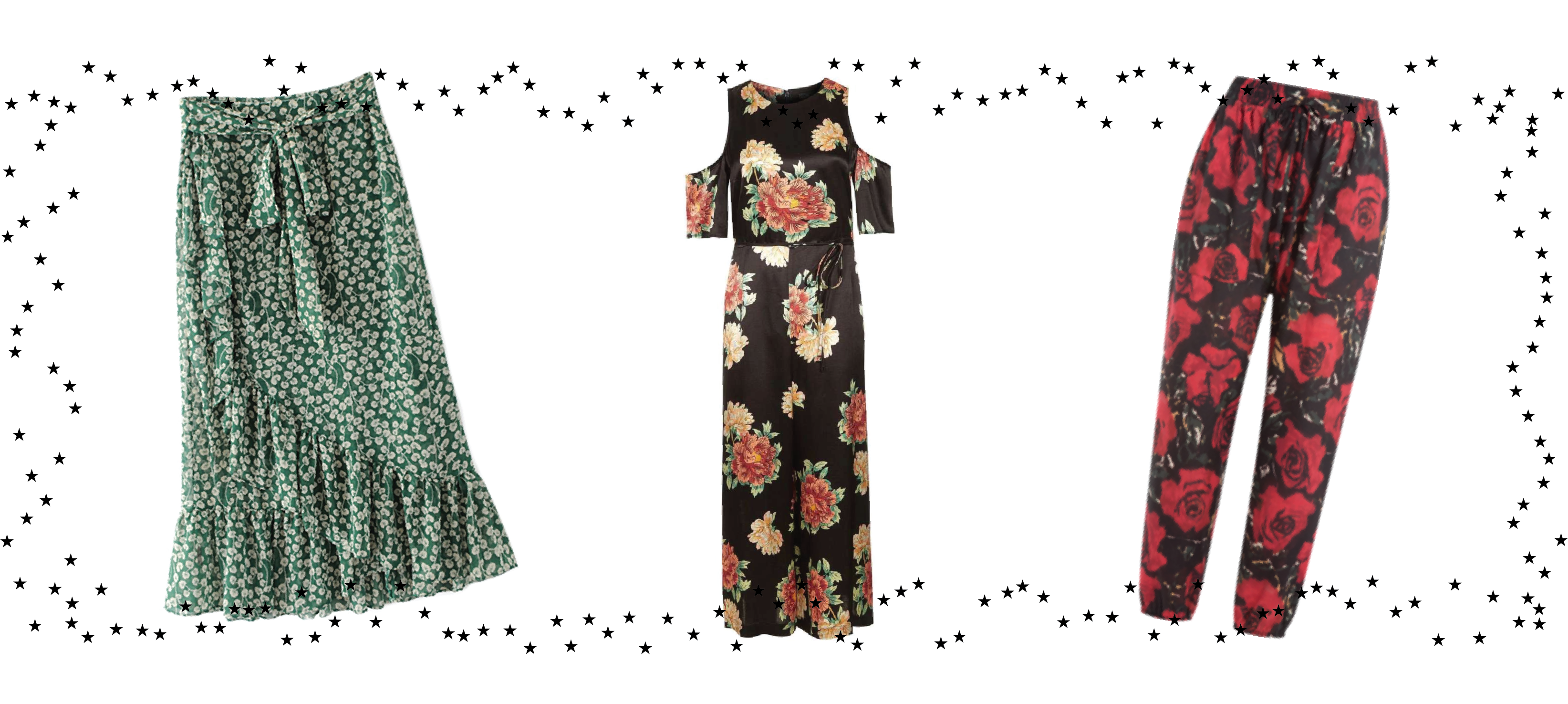 Trend to Try: Moody Florals