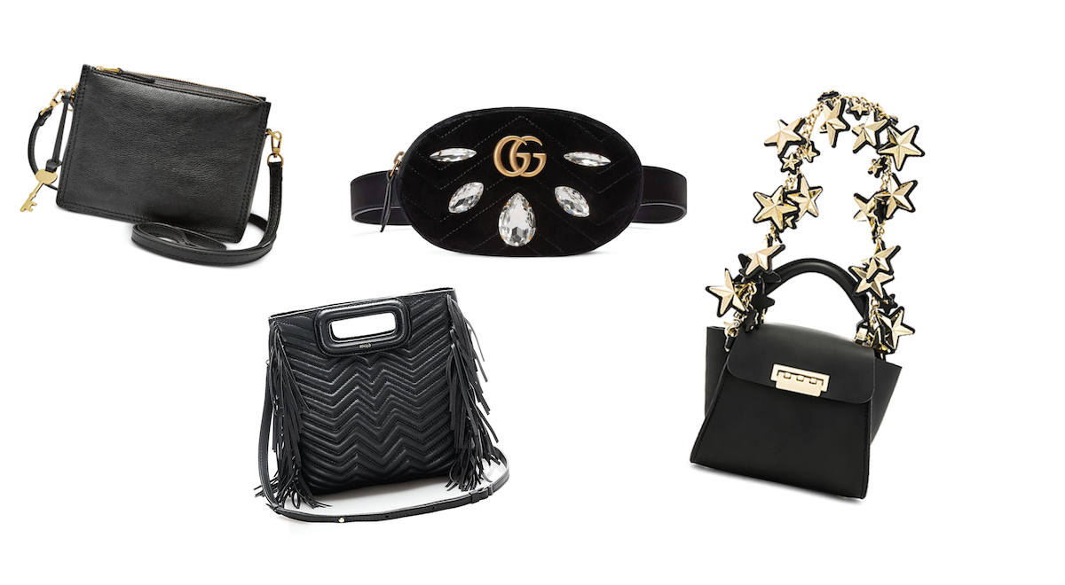 Little Black Bags for Every Occasion