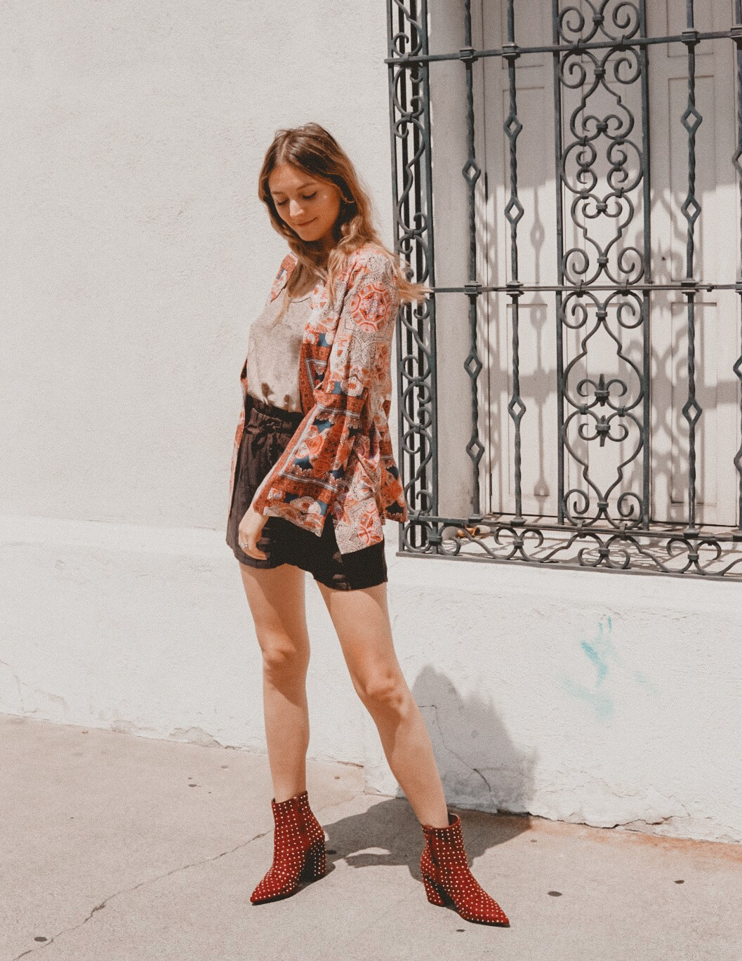 How to Start Dressing for Fall While It's Still Hot Out