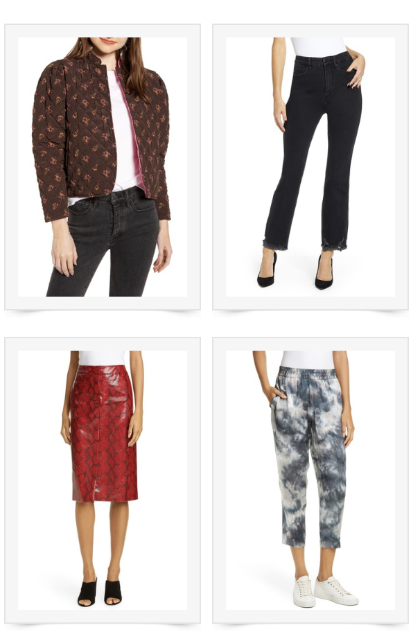 What I'm Eyeing: Nordstrom Anniversary Sale Clothing